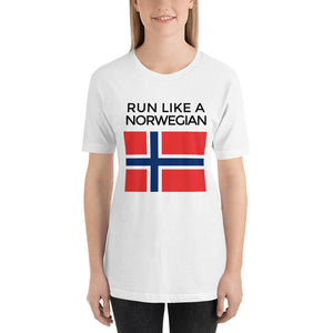 Norwegian Women's Running Shirt Yoreup