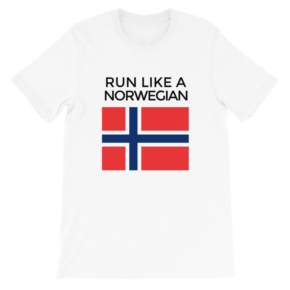 Norwegian Women's Running Shirt Yoreup XS