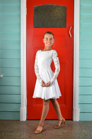 Amelia Girls Competition Dress