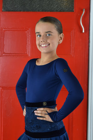 Macy Girls Leotard