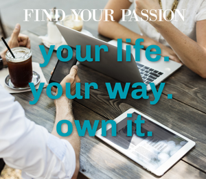 Find Your Passion - Transition to Tomorrow