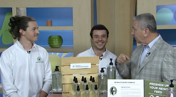 Doctor Shultz's Sanitizer - Fox 8 New Day Cleveland