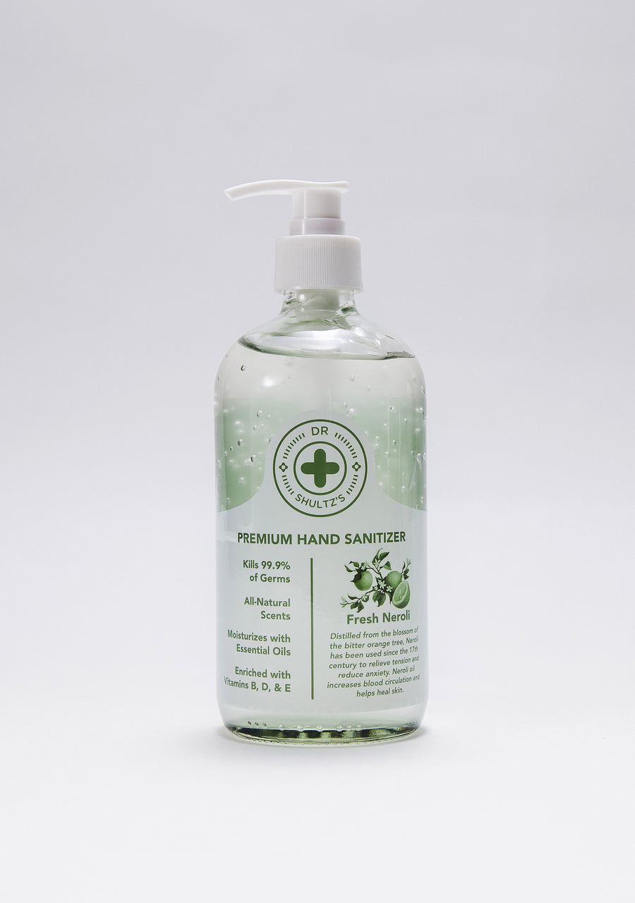 Moisturizing Essential Oil Sanitizer (16 oz)