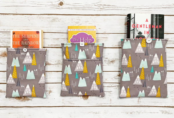 The Mountains Are Calling Book Sleeve