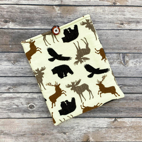Forest Frolic Book Sleeve