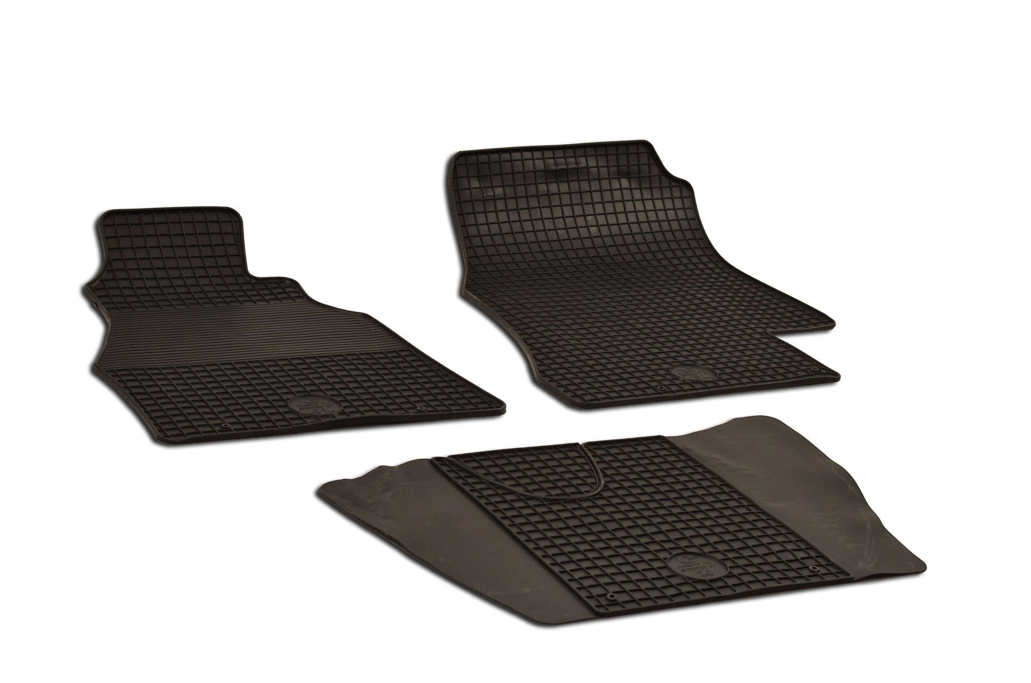 Dodge Sprinter 2500 2004  OE Fit All Weather Floor Mats