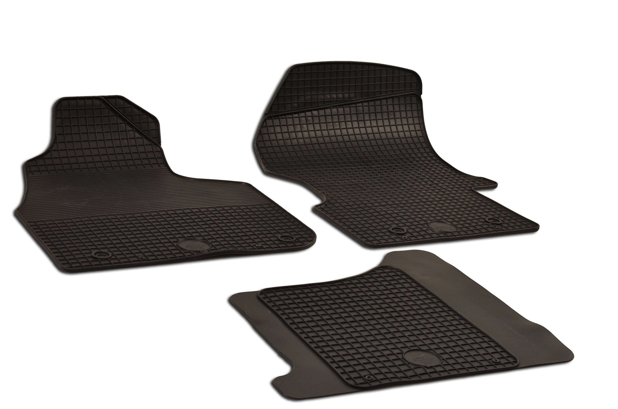 Volkswagen Crafter 2011  OE Fit All Weather Floor Mats