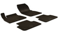BMW 530xi E61 2007 Set of 4 Beige Rubber All Weather Floor Mats OE Fit Ubermats
