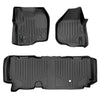2015 Ford F-250 Super Duty Maxliner Floor Mats