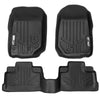 2008 Jeep Wrangler Unlimited X Maxliner Floor Mats
