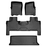 2016 Ford Expedition Platinum Maxliner Floor Mats