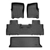 2017 Ford Expedition Max Platinum Maxliner Floor Mats