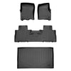 2017 Ford Expedition EL Platinum Maxliner Floor Mats
