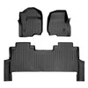 2018 Ford F-250 Super Duty Maxliner Floor Mats