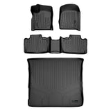 2017 Jeep Grand Cherokee Maxliner Floor Mats