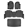 2020 Ford Expedition Max XLT Maxliner Floor Mats