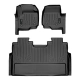 2019 Ford F-350 Super Duty Maxliner Floor Mats