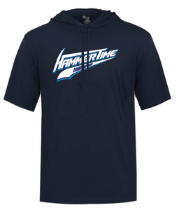 HT2021 - Hammertime Short Sleeve Hooded T