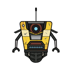 Borderlands 3 - Pliušinis Claptrap - Spacebar.gg