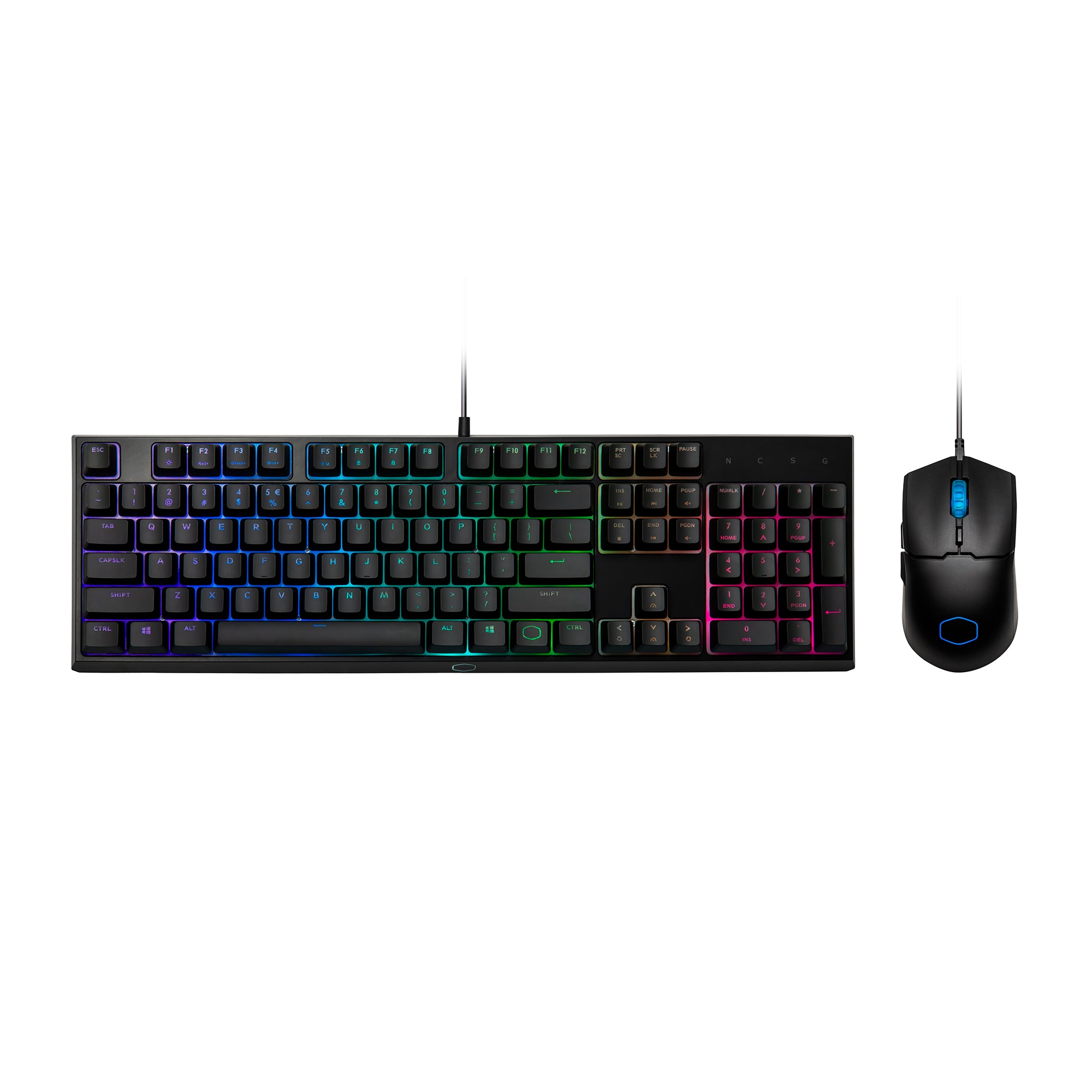 Cooler Master MS110 Komplektas - Spacebar.gg
