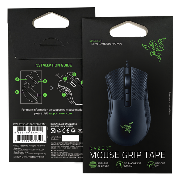 Razer Mouse Grip Tape - Spacebar.gg