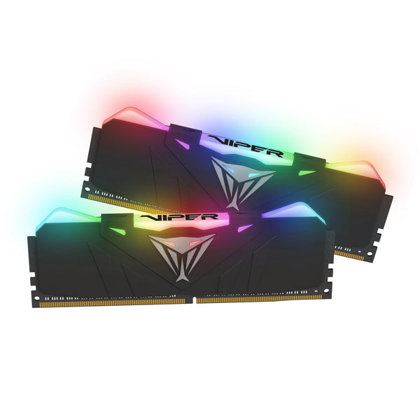 Patriot Viper RGB 16GB (2 × 8GB) 3600MHz CL17 - Spacebar.gg