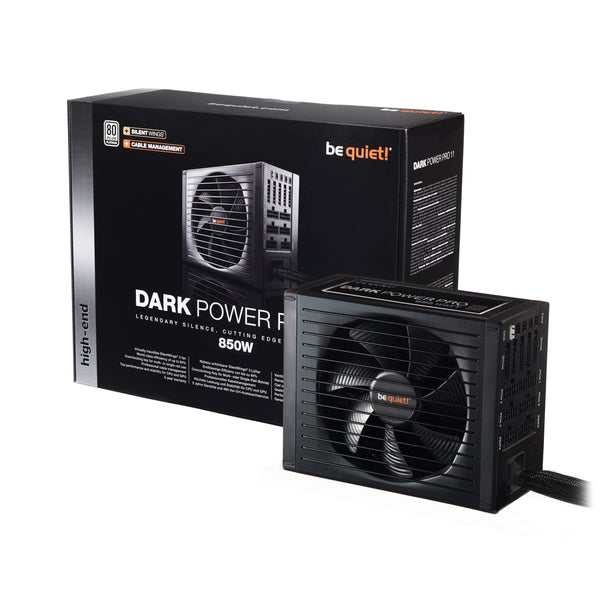 be quiet! Dark Power Pro 11 80+Platinum Semi-Modulinis Maitinimo Šaltinis