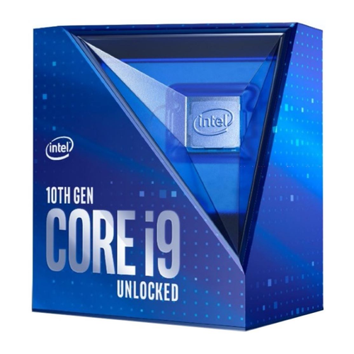 Intel Core i9-10900KF Procesorius - Spacebar.gg