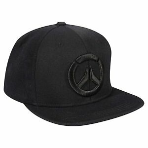 Overwatch - Blackout Snap Back Kepurė - Spacebar.gg