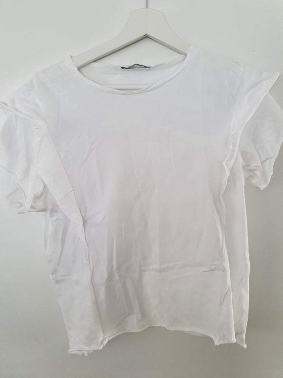 ZARA Basic T-Shirt Grösse S - secondhandkiste.ch