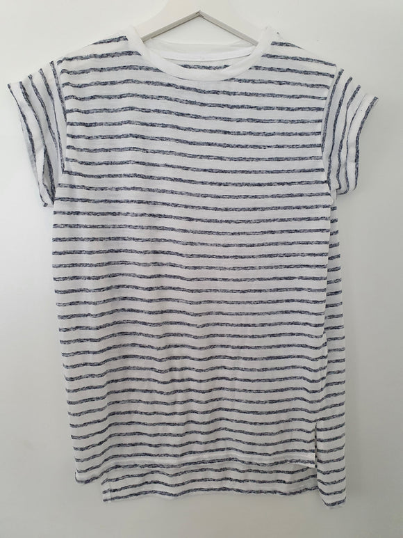 Basic T-Shirt Grösse 36 - secondhandkiste.ch