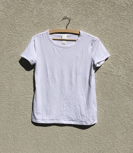 Weisses T-Shirt - secondhandkiste.ch
