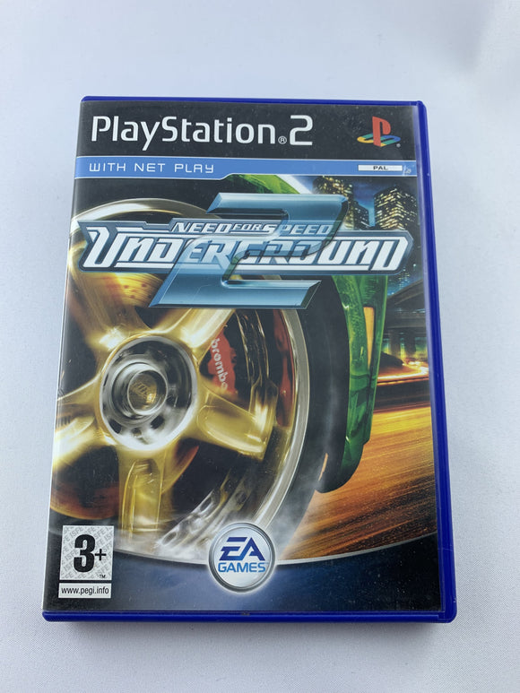 Need for Speed Underground 2 - secondhandkiste.ch