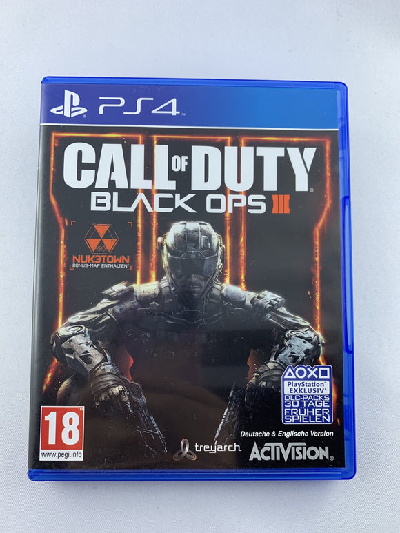 Call of Duty Black Ops 3 - secondhandkiste.ch