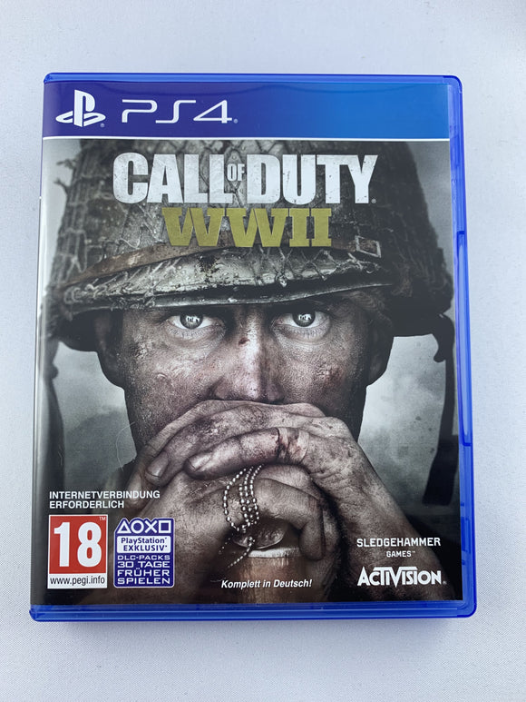 Call of Duty WW2 - secondhandkiste.ch