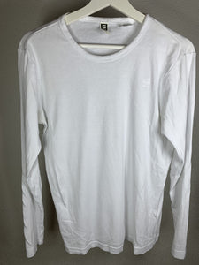 G-Star RAW Basic Langarm Shirt Grösse M - secondhandkiste.ch