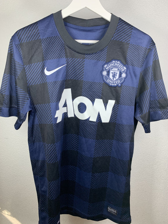 Manchester United Away Trikot Grösse S - secondhandkiste.ch