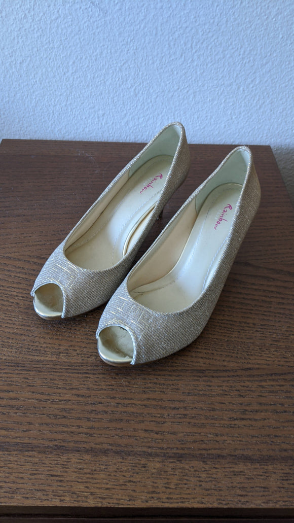 Pumps von Rainbow Gr. 37 - secondhandkiste.ch