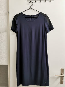 Kleid navy Gr. 36 WE