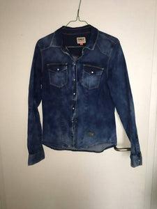 Only Jeans Bluse - secondhandkiste.ch