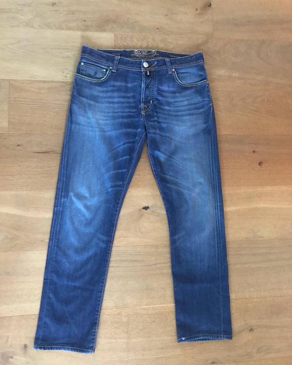 Jacob Cohën Jeans Gr.35 (XL) - secondhandkiste.ch