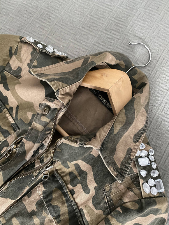 Military Parker - Jacke
