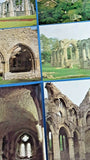 Set of 6 Vintage Hampshire Postcards of Netley Castle HS2