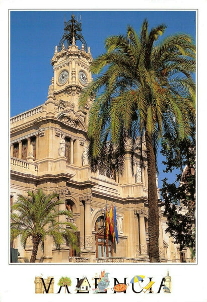 Spain Multi View Postcard, Valencia FJ7