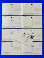 Set of 9 Postcard, 1979 Trial of the Century, Jeremy Thorpe, Set No.190 LC0