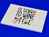 Set of 22 NEW Wine Drinking Related Quotes Postcards