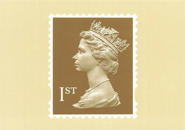 PHQ Stamp Postcard No.D23 Machin Definitive Stamp 2003 LW8