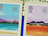 22 x PHQ Stamp Postcards selection, great for Postcrossing Competitions ML6