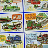 RARE Set of 6 Postcards Six West Country Railways by Dalkeith MINT in Envelope