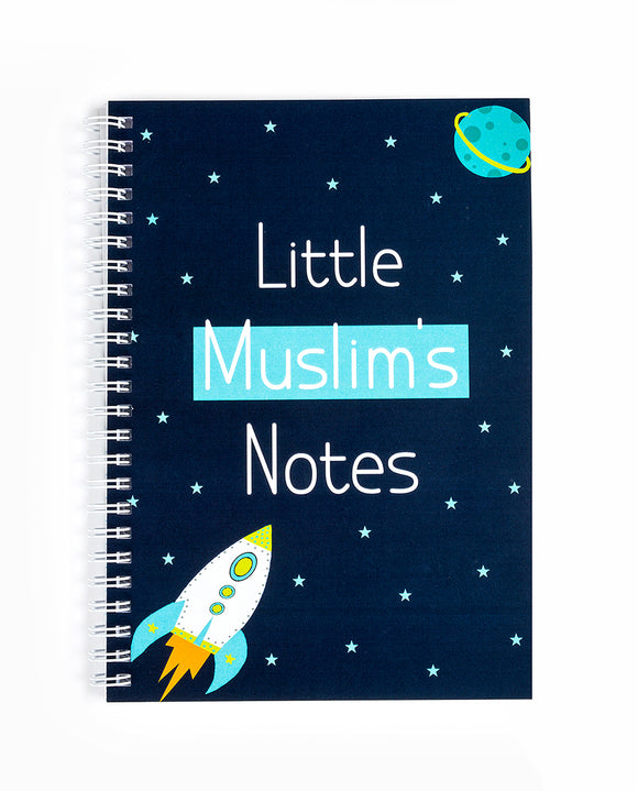 Children's notebook by Islamic Moments